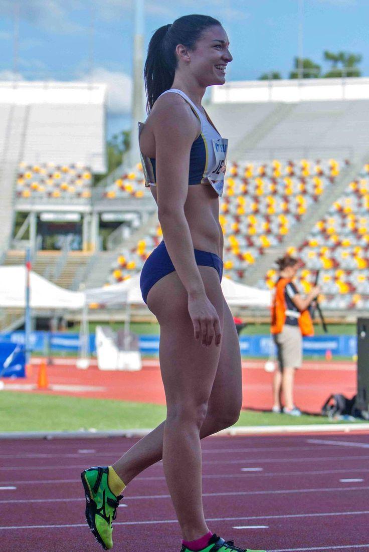 Michelle Jenneke Michelle Jenneke Pinterest Michelle Jenneke Atletiek