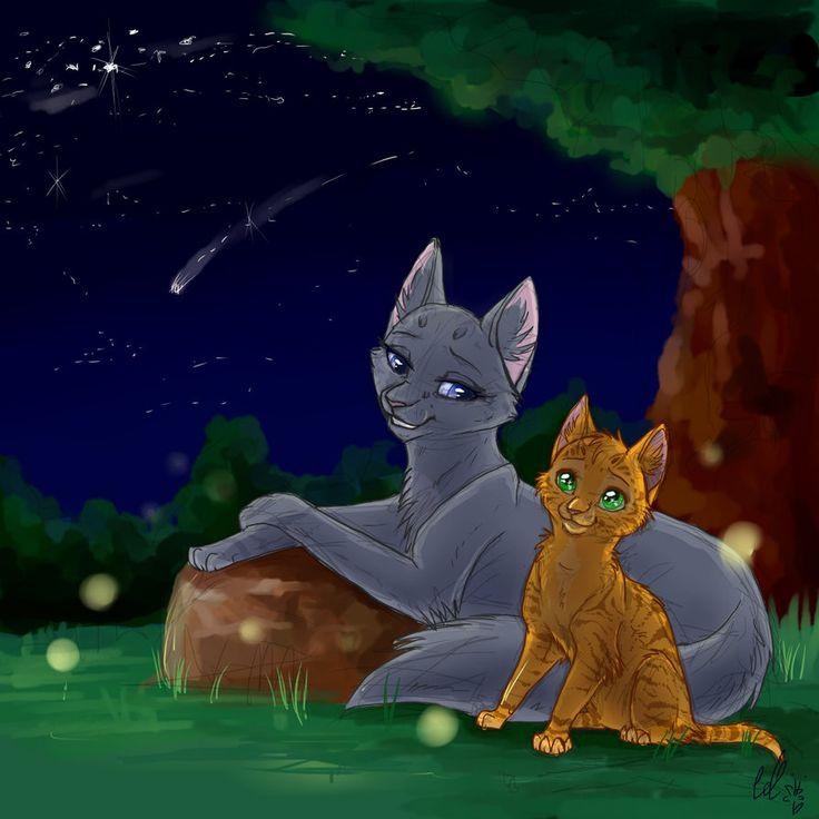 Warrior Cats Greystripe Stories