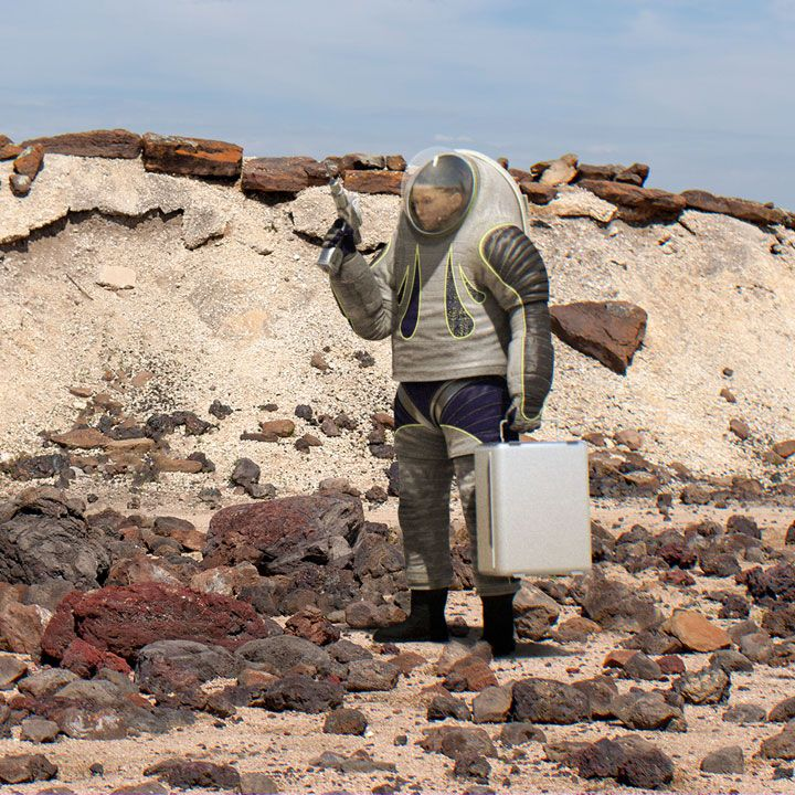 NASA Turns To The Internet To Choose The Future Of Spacesuit Design #nasa #space #internet