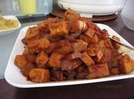 Indonesian Food - Sambel Ati Goreng