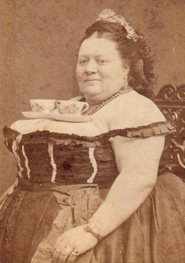 vintage everyday: 28 Photos That Prove Victorians Weren't as Serious as You Thought