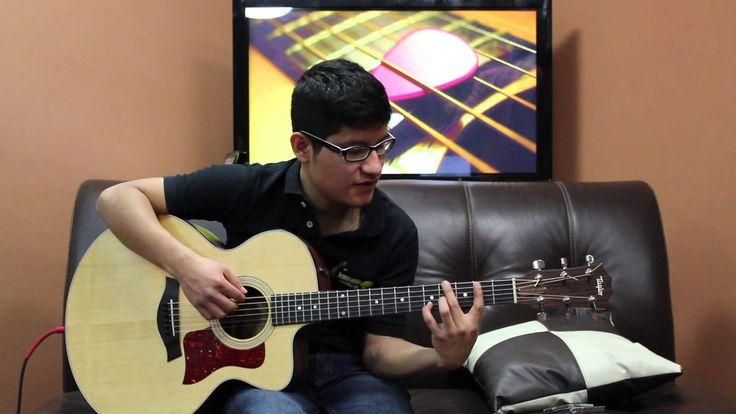 Tutorial de Guitarra - Digno y Santo - Revelación - de Danilo Montero
