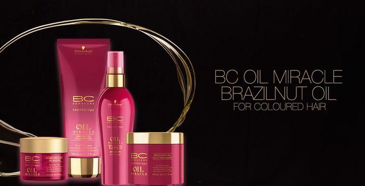 BC Brazilnut hajápoló termékcsalád - még több infó: www.szinezdujra.com