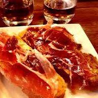 Jamón en Biscay.    http://www.onfan.com/es/especialidades/bilbao/la-vina-del-ensanche/jamon-1?utm_source=pinterest&utm_medium=web&utm_campaign=referal
