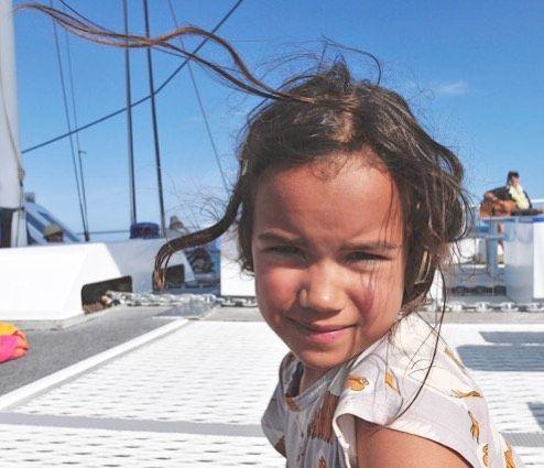 På väg mot stora barriärrevet #exploreaustralia #australian #australia #aussie #ocean #sailboat #boat #beach #greatbarrierreef #portdouglas #älskadeunge by marinahammare http://ift.tt/1UokkV2