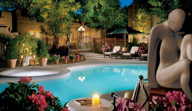 La Posada de Santa Fe Resort  Santa Fe, New Mexico