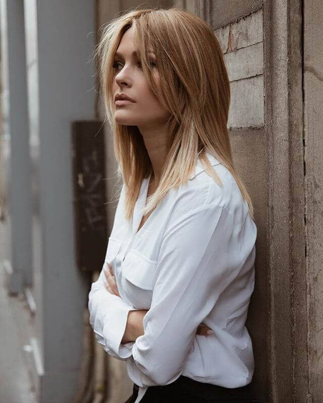 50 frische Frisur Ideen mit Side Bangs, um Ihren Stil zu schütteln