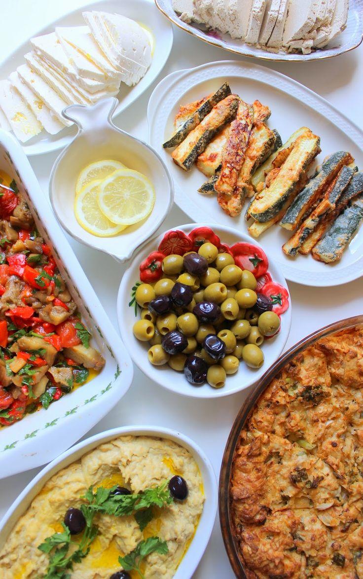 Nesrin's Küche: Gebackene Zucchini mit Parmesankruste