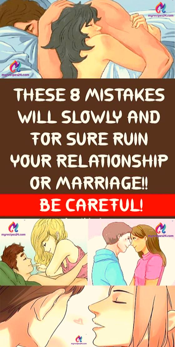 These 8 Mistakes Will Slowly and For Sure Ruin You…