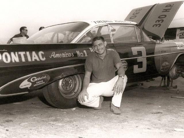 Race Car Driven By Fireball Roberts