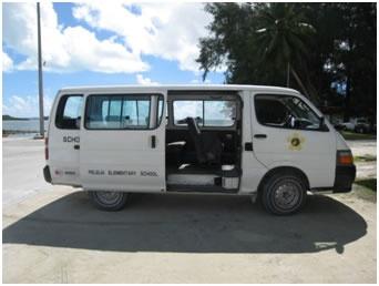 transportation in Palau