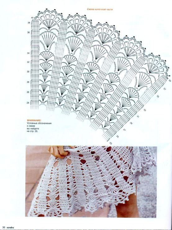 111 best Fantasie images on Pinterest   Crochet patterns, Crochet ...