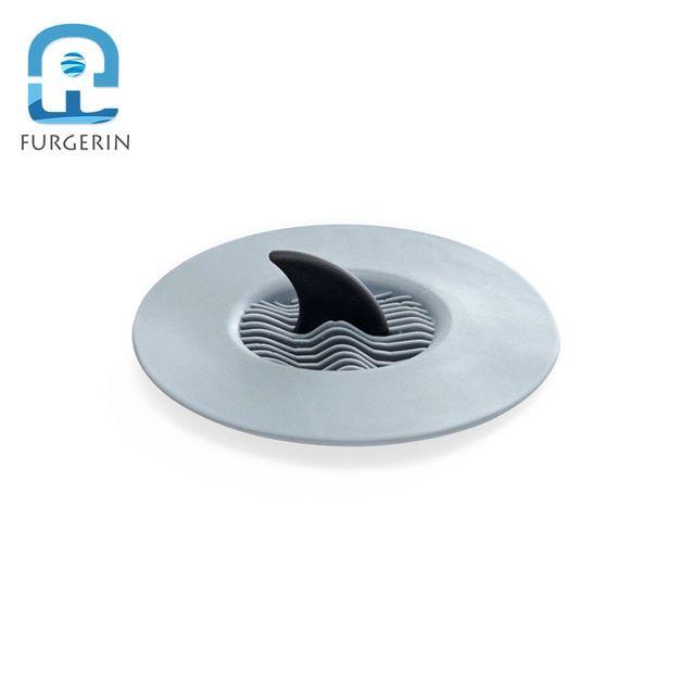 Furgerin Drain Hair Catcher Shower Filter Kitchen Sink Accessories Hair Stopper Silicone Sink Strainer Kitchen Sink Accessories Sink Strainer Sink Accessories