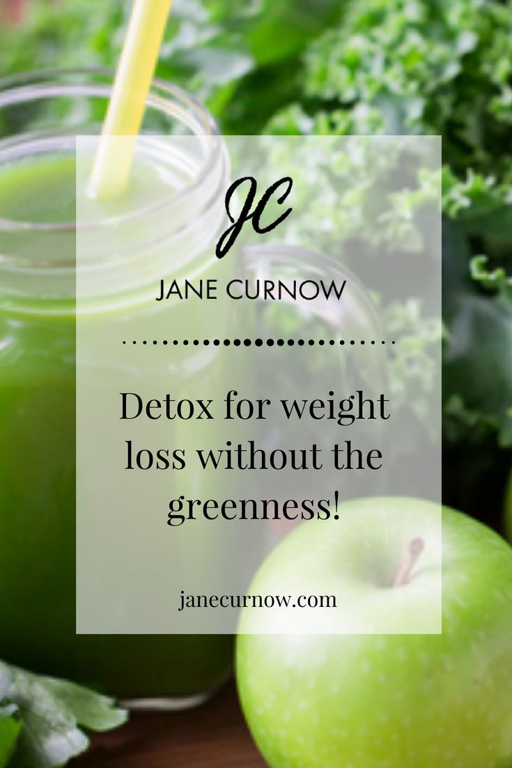 Want to detox without the green smoothies and deprivation? Is it possible?  Yes it is!  Read more: