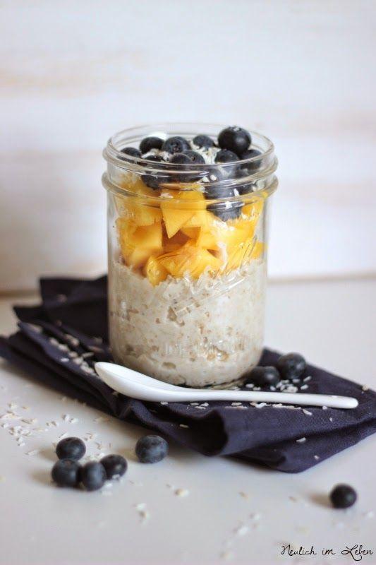 Neulich im Leben: Frühstücksglück: Kokosporridge