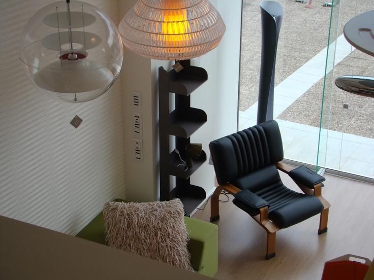 What a beautiful armchair, superleggera by Joe Colombo for B-line