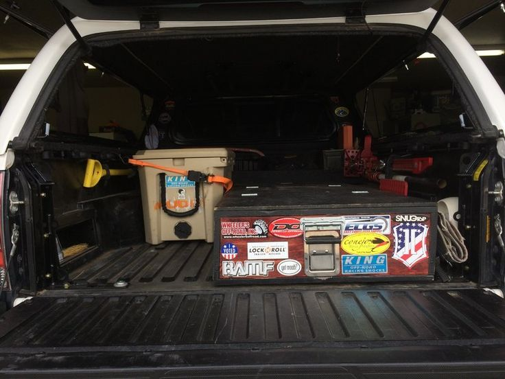 Show me what's in your camper shell!   Page 27   Tacoma World