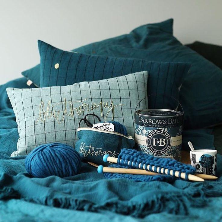 Les 65 meilleures images du tableau bleu canard sur pinterest murs bleus 1e appartement et - Tableau bleu canard ...