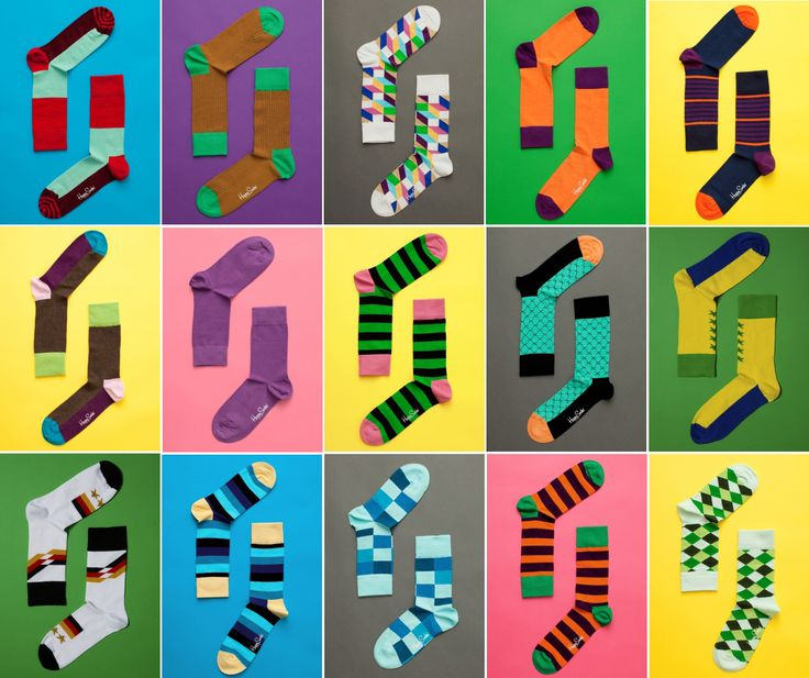 Must have Monday: Funky Socks!
