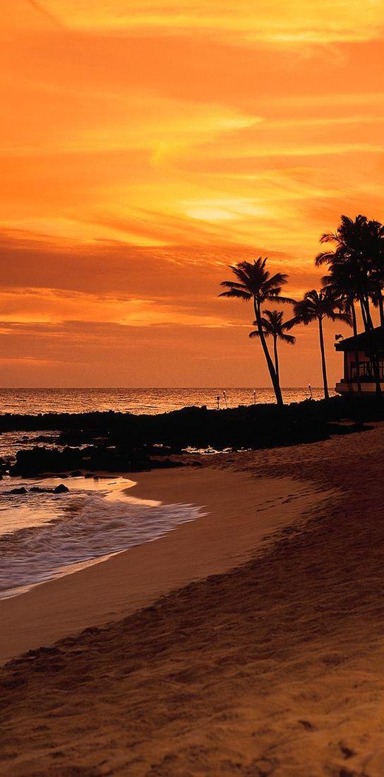 Sunset! #his_orange