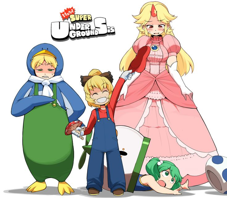 Mario Parody Touhou Project 東方project Group Pics In border=