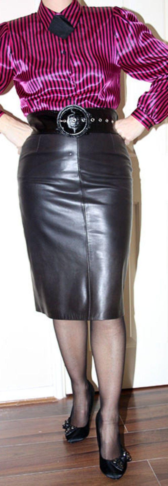 Pin von Heelmaster auf Leather | Anziehsachen, Lederrock