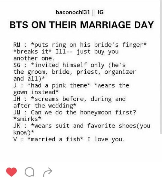 these are mostly not funny but jungkooks was too much<--- but Vs though! Dead.