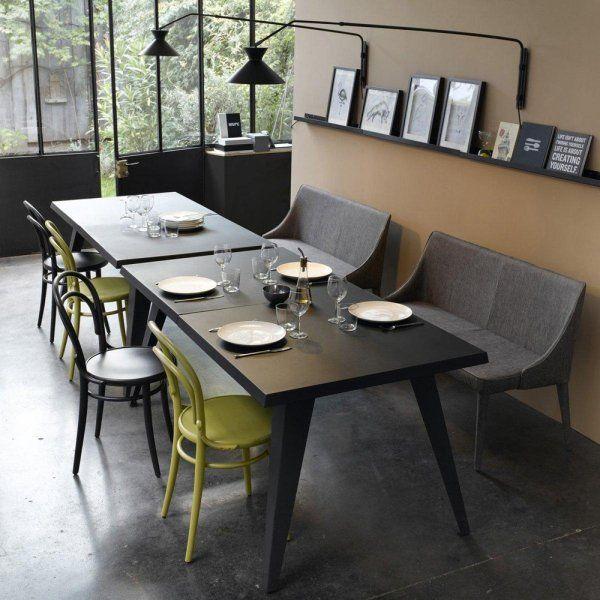 1000 id es propos de salle d 39 armes sur pinterest for Salle a manger avec banquette