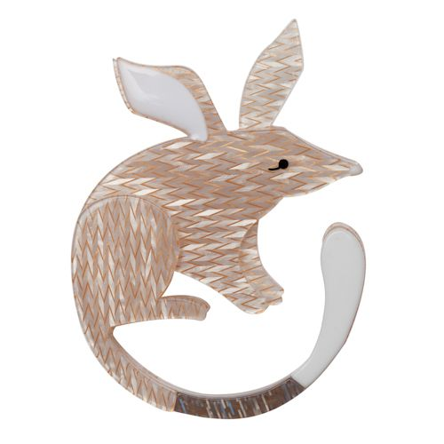 Limited edition, original Erstwilder Bambra Bilby brooch by Louisa Camille. $29.95