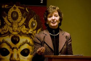 The Eloquent Woman: Famous Speech Friday: Mary Robinson's inaugural speech as Ireland's president