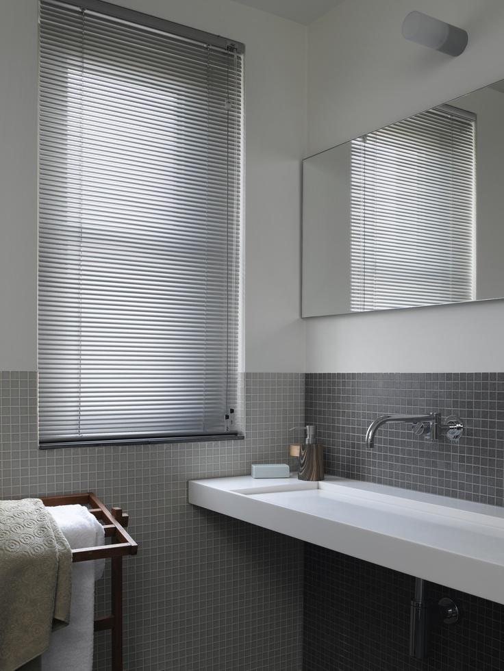17 Best Images About Bathroom Window Furnishing Ideas On Pinterest Plantation Shutter Roller