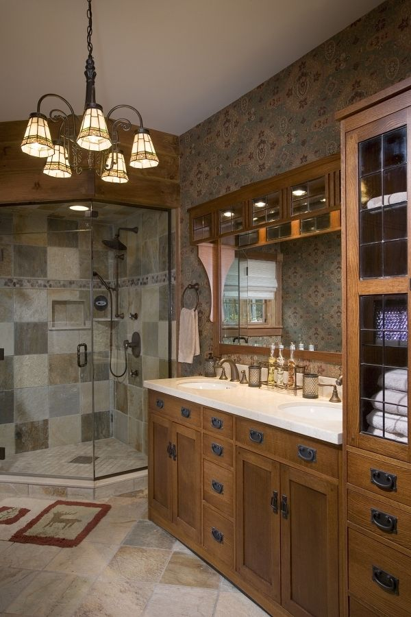 Bathroom Ideas Log Homes 19 best bathroom bliss images on pinterest | log homes, amazing