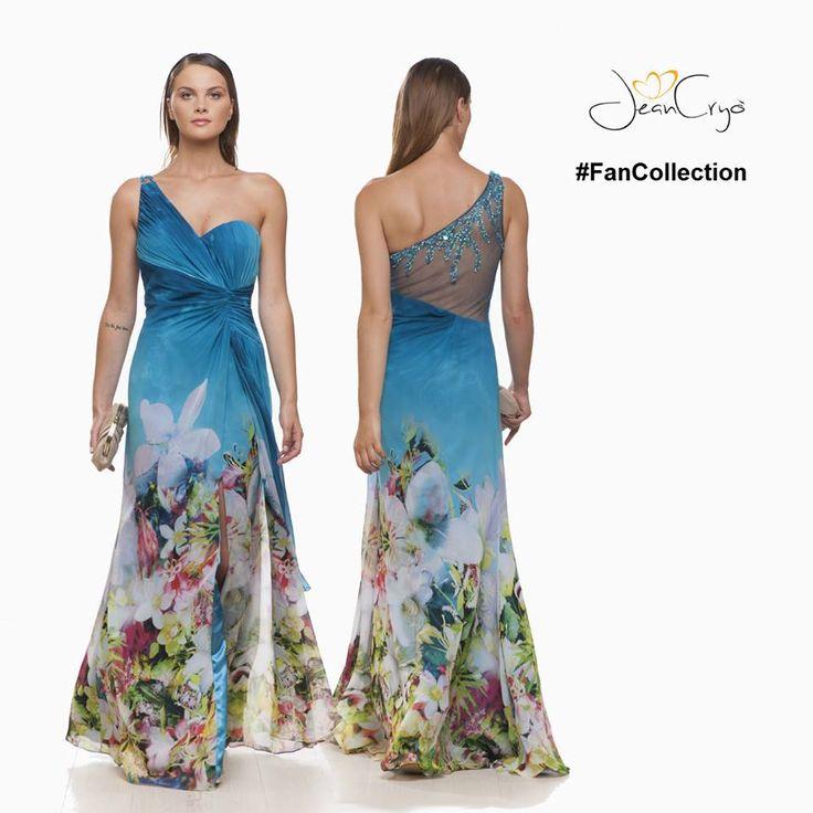 #FanCollection  quest'abito floreale con dettagli in palliette che decorano la schiena, piace ad Antonella! #spring  #summer #fashion #ss15 #women #woman #donna #donne #femminilita #fashionaddicted #fashionista #fashionblogger #fashionvictim #moda #modadonna #abbigliamento #clothing #atelier #sposa #stile #style #look #outfit #eveninggown #dress #dresses #wedding #weddingdress  #weddingoutfit   #cerimonia  #solocosebelle #abitodacerimonia #catalogue  #shopping #shoppingstores #specialevent