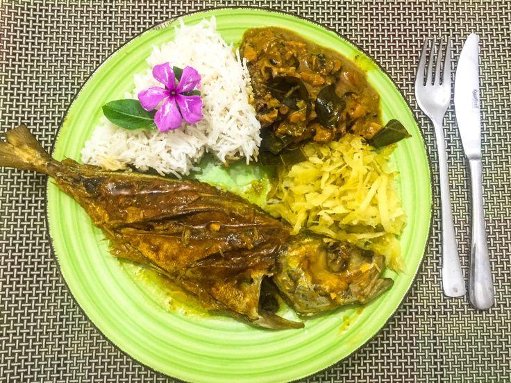 Superieur Kreolische Küche Auf Den Seychellen