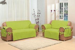 Ideas para el hogar: Decoración y costuras_ Funda para sillón_