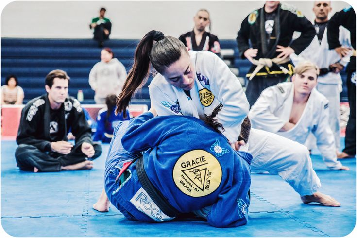 Leticia Ribeiro is a black belt in Brazilian jiu-jitsu, and an incredible advocate for women in the sport.