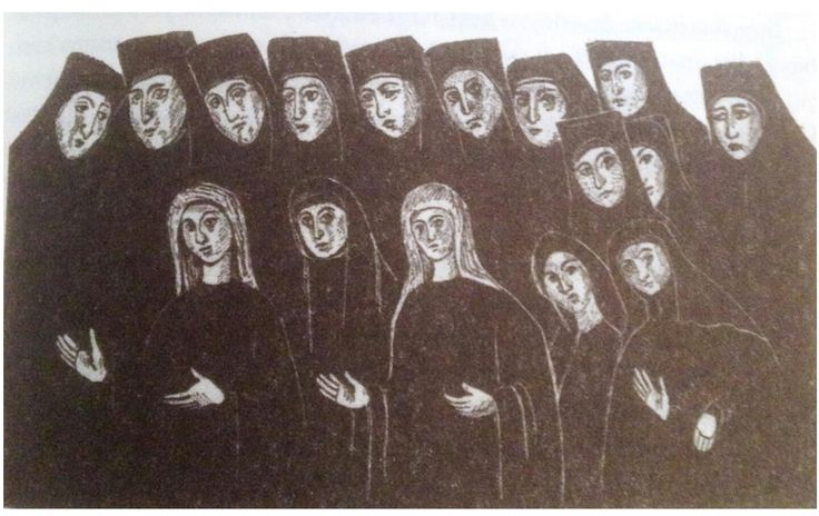 Nuns from Constantinople