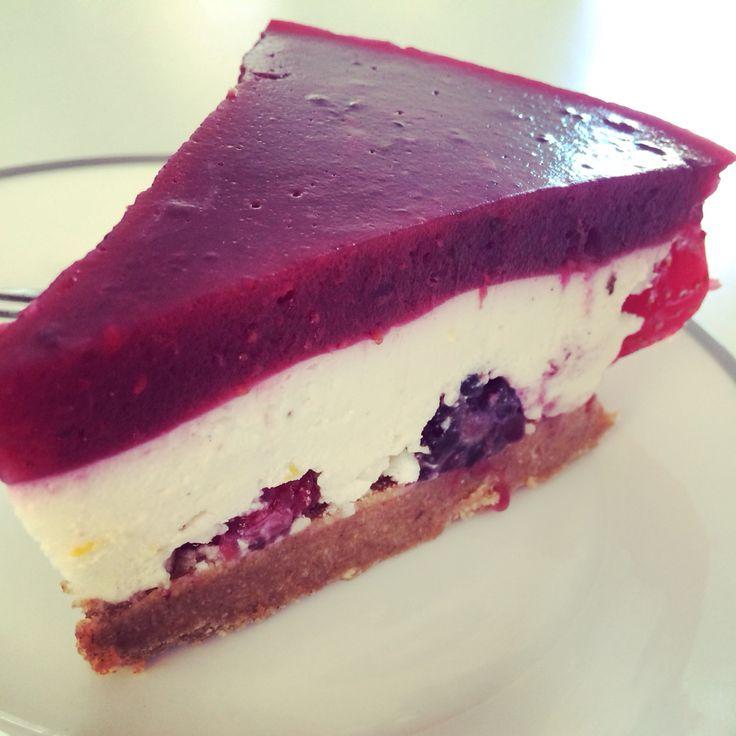 No bake cheesecake #Heartmade #Goodies