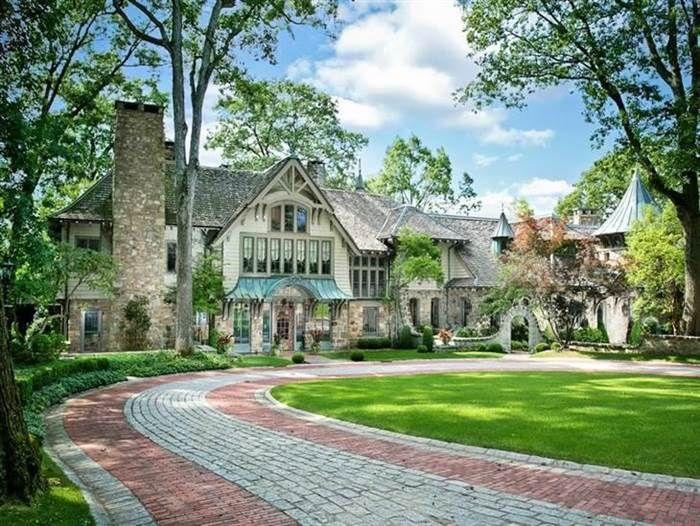 103 Best Fairy Tale Cottages Images On Pinterest Dreams