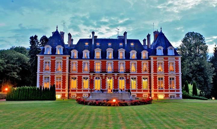 Chateau del la Cazine, France