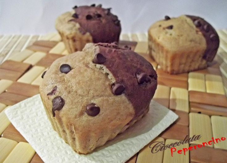 Muffin mokaccino