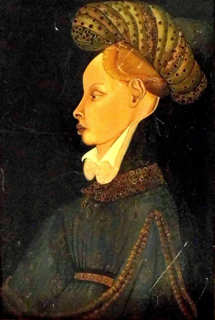 portret of Natalya