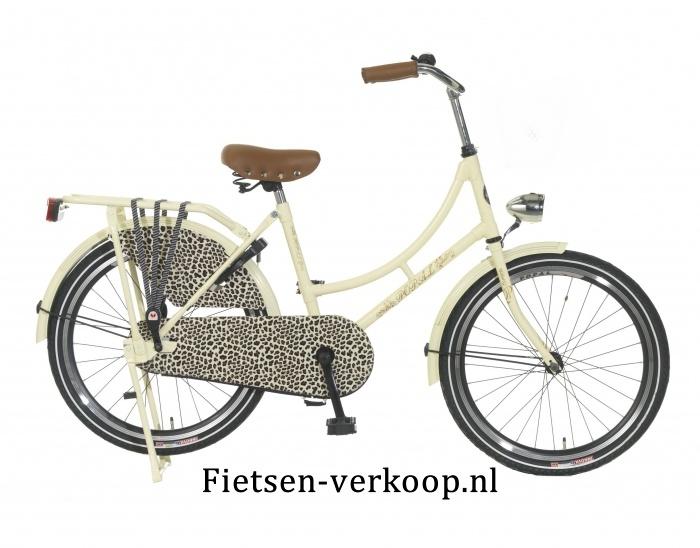 Omafiets Luipaard 22 Inch | bestel gemakkelijk online op Fietsen-verkoop.nl