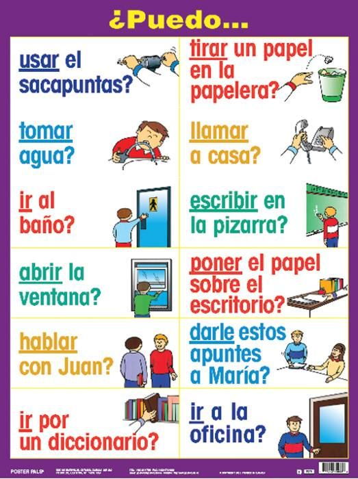 En clase ✿ #Spanish #learning #Teaching #spanishlanguage #spanishvocabulary #easyspanish #spokenspanish  ✿ Share it with people who are serious about learning Spanish!
