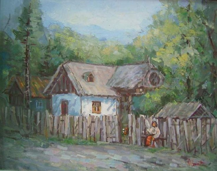 Andrei Branisteanu  - La poarta