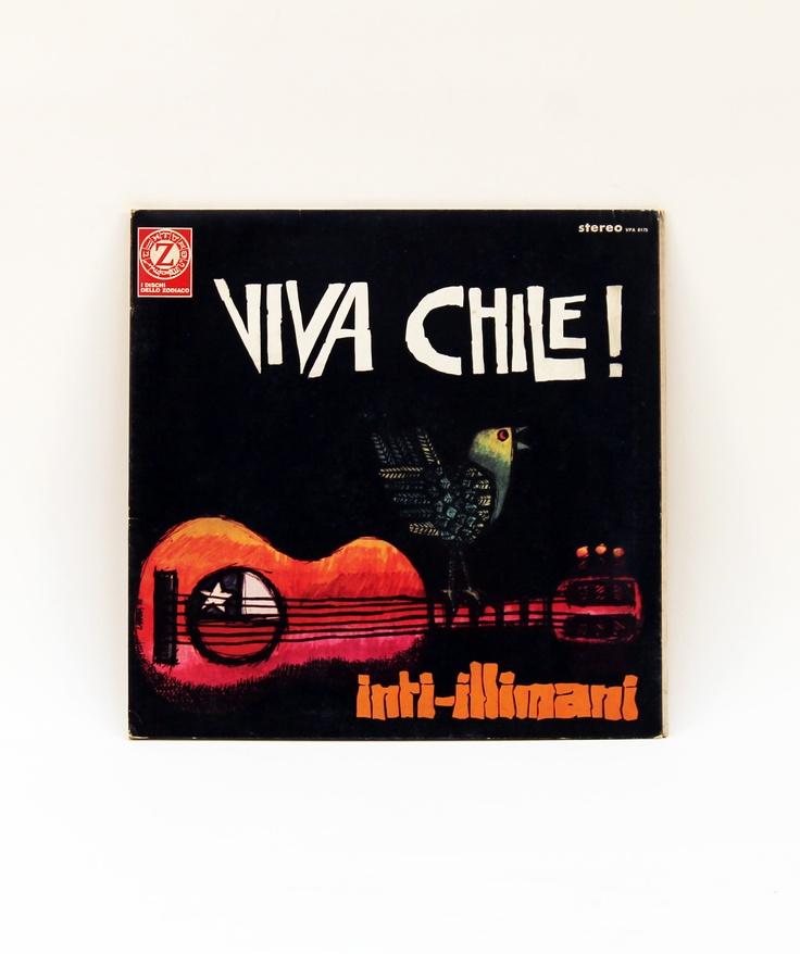 LP 33 giri in vinile, la copertina riporta all'interno testi delle canzoni, un brano di Salvador Allende (allora Presidente del Cile) dell'11 settembre 1973 e una poesia a lui dedicata dal poeta Rafael Alberti in inglese, italiano e spagnolo. La copertina è in buone condizioni e il disco è perfetto.