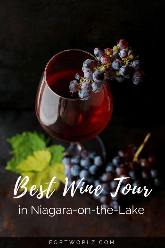 Travel Niagara Falls | Best Wine Tasting Tour | Icewines | Food & Wine | Foodie | Winery | Ontario | Canada