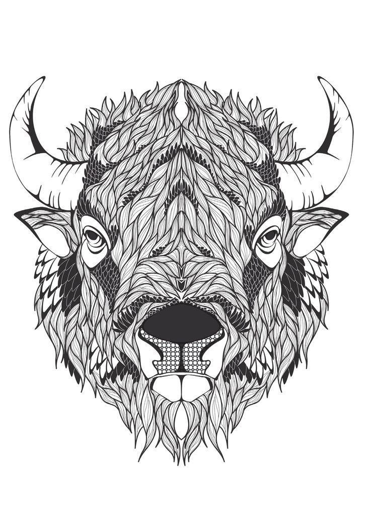988 best zentangle dieren images on pinterest coloring. Black Bedroom Furniture Sets. Home Design Ideas