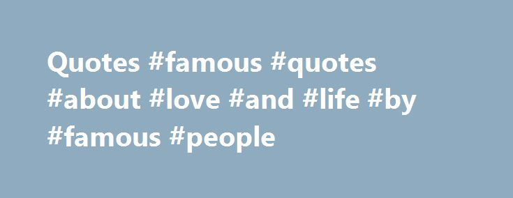 Quotes #famous #quotes #about #love #and #life #by #famous #people http://quote.remmont.com/quotes-famous-quotes-about-love-and-life-by-famous-people/  AOL Quotes At AOL Finance, you have instant access to free stock quotes of your favorite companies, mutual funds, indexes, bonds, ETFs and other financial assets. To get a stock quote, enter a ticket symbol into the box above. Once a stock quote summary page is rendered, you'll see the current stock quote along with […]