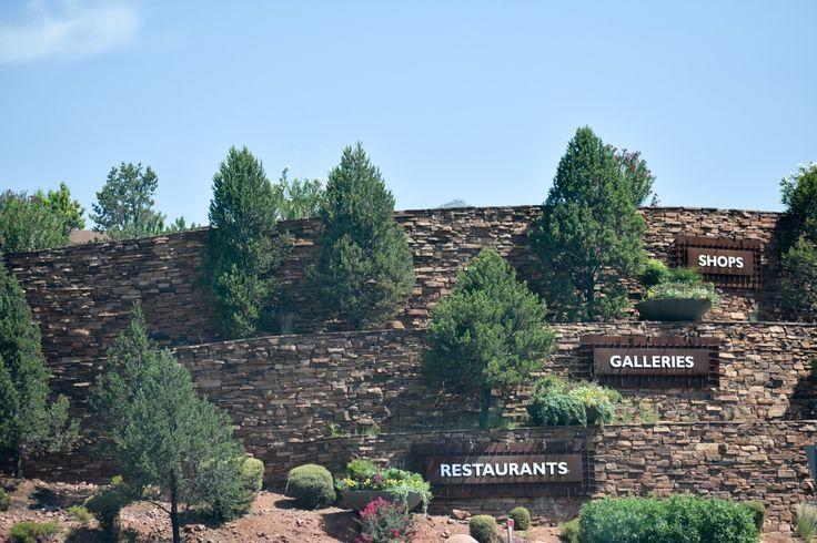 Downtown Sedona,Arizona | Sedona arizona, Gallery ...